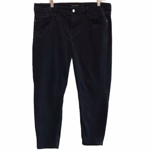 Calvin Klein Jeans navy cropped ankle pants 16
